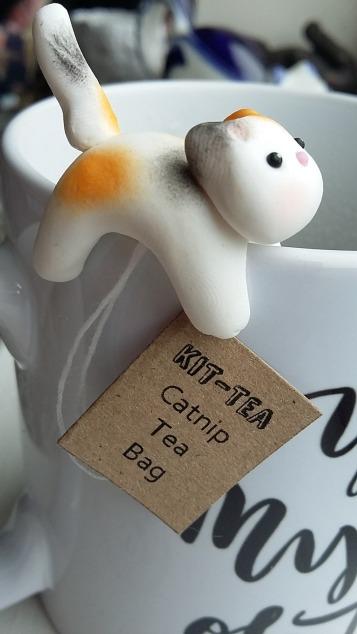 Paw and Gnaw Cat Nip Tea