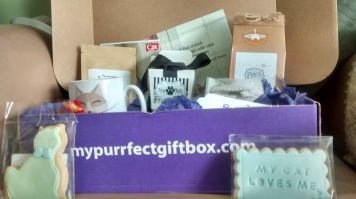 All the lovely goodies...!