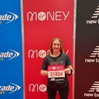 Gizmos Human - London Marathon Tracking Info