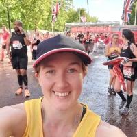 London Marathon... done!